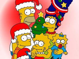 Homer_Simpson_Family_Christmas_freecomputerdesktopwallpaper_p